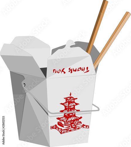 boxes go Asian to