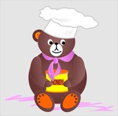 bear-cook