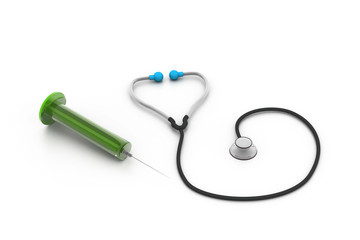 Highly rendering medical instruments