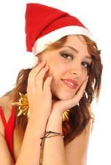 Una bellissima Babbo Natale