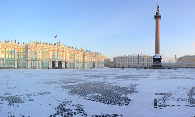Winter Palace, Palace Square