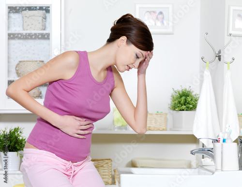Головная боль при беременности что помогает
