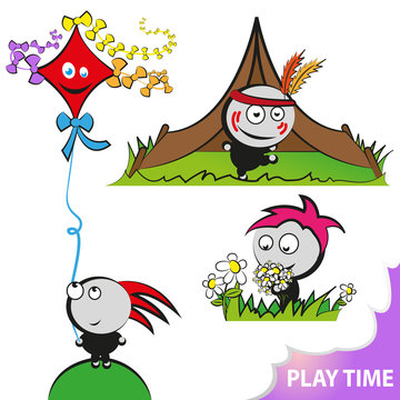 play time - drollig