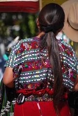 Femme guatemaltèque