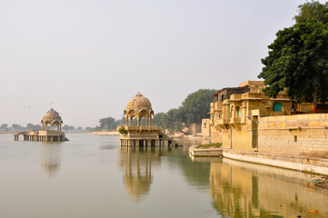 Gadisagar lake, Jaisalmer
