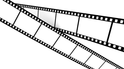 White film across the screen