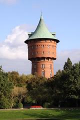 Alter Wasserturm in Cuxhaven