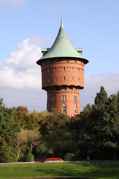 Alter Wasserturm in Cuxhaven