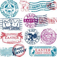 Easter postmark