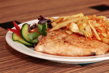 dinner   chicken