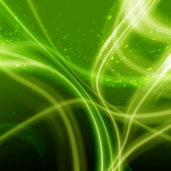 Fresh concept abstract background