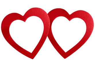 bound hearts frame