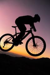 VTT Extrême biker