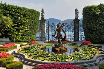 Lake Como, Villa Carlotta