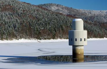 Trinkwassertalsperre - Hirschbach