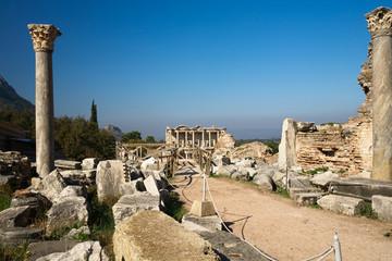 Ephesus, Aussichtsplattform