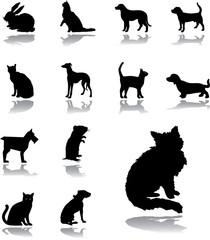 Set icons - 169. Pets