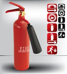 fire extinguish