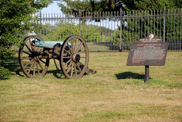 Denkmal in Gettysburg - Pennsylvania