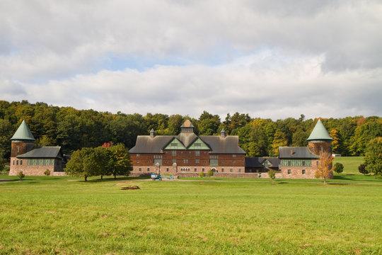 farm in Shelburne, Vermont
