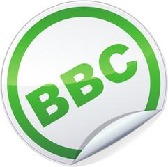 Sticker BBC (détouré)