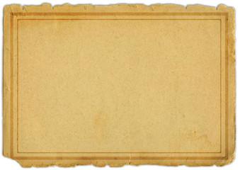 Obraz old paper 2 - fototapety do salonu
