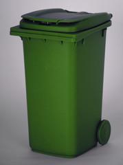 grüne Tonne