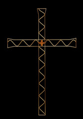 Golden cross