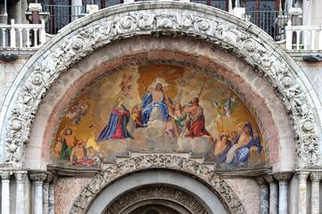 particolare s.marco venezia 671
