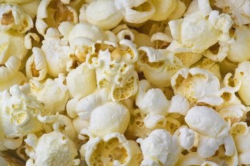 Pop Corn close up