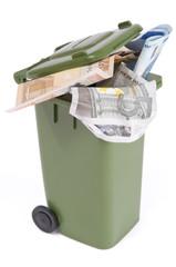 Reciclaje de dinero