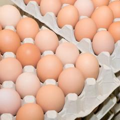 Eier, Hühnereier, Grundnahrungsmittel, Ostern naht!