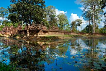 Banteay srei, Angkor, Cambodia.