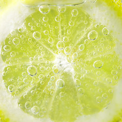 Lemon and drops