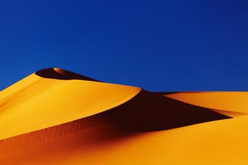 Printed roller blinds Algeria Sand dune in Sahara Desert