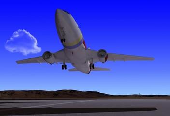 The  plane