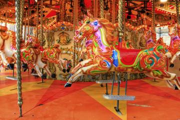 merry-go-round / Carousel