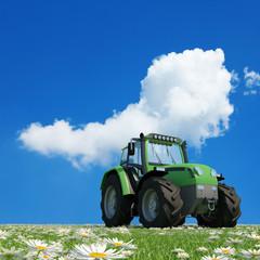 moderner traktor 2