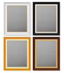 Photo frames.