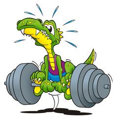 Croc Heavy Weight