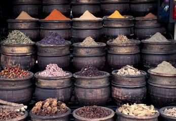 Papiers peints Maroc Spices