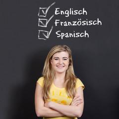 englisch,französisch,spanisch