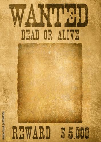 """wanted poster"""" Stockfotos und lizenzfreie Bilder auf Fotolia.com ..."""