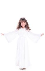 Beautiful little princess angel