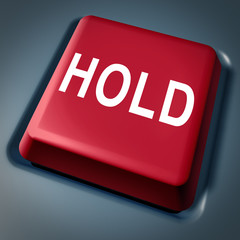 hold Button investment stock decision market