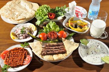 table food