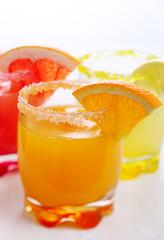 Drink fresh orange