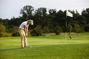 Golfspielerin 7