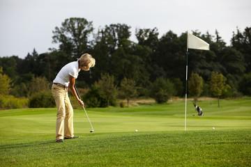 Golfspielerin 6