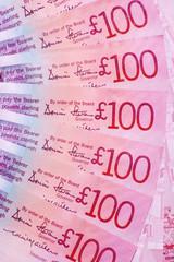Scottish Hundred Pound Notes